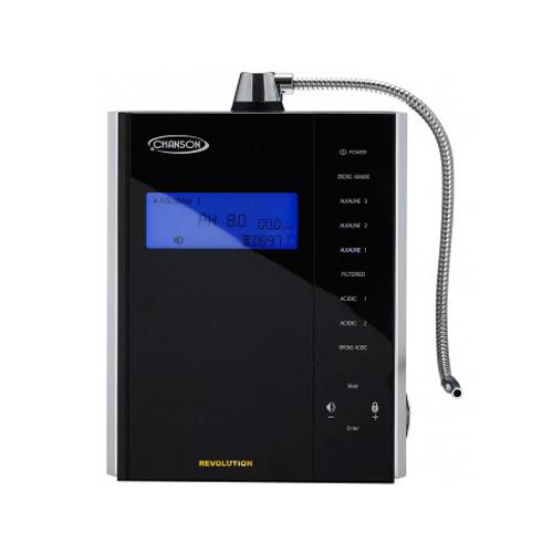 Alkaline Water Ionizers - Chanson Miracle Max Revolution 9 Plate Countertop Alkaline Water Ionizer