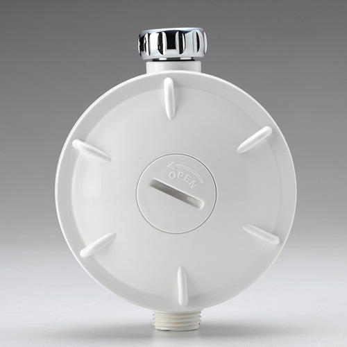 Alkaline Water Ionizers - Chanson Shower Spa Filter - Back
