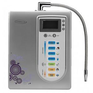 Alkaline Water Ionizers - Chanson Violet 5 Plate Countertop Alkaline Water Ionizer - Grey